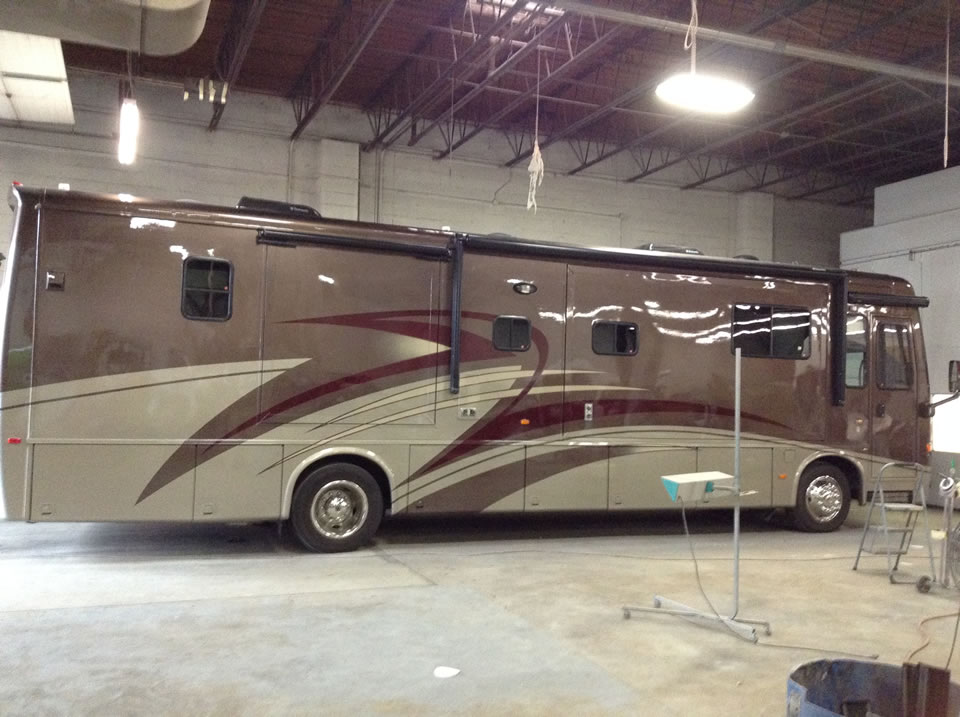 RV Paint Job
